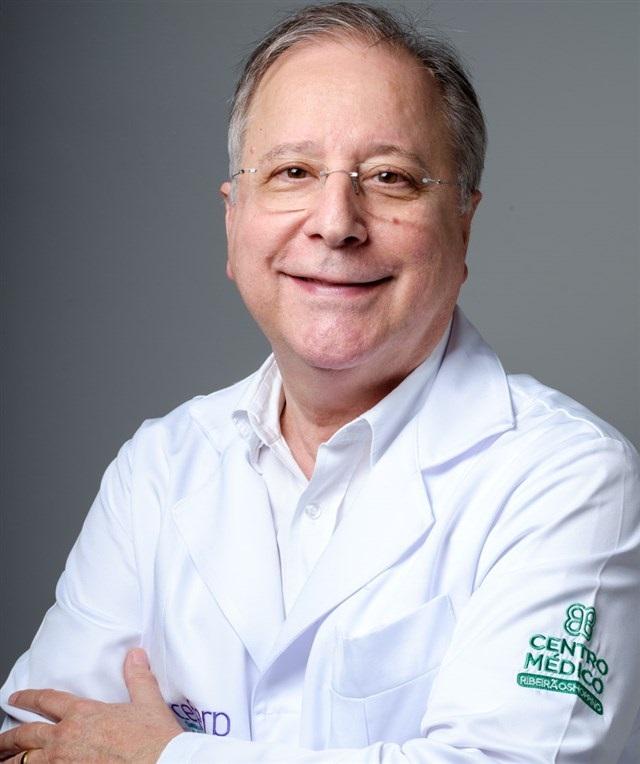 Dr. Jorge Barreto, responsável técnico pelo CEFERP