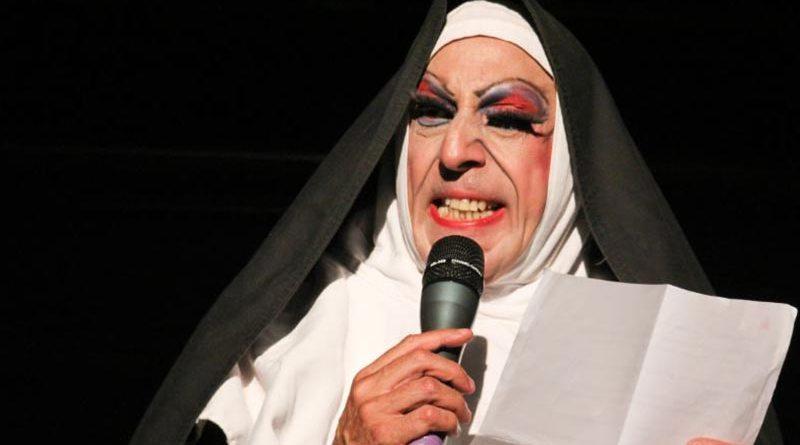 Espetáculo Irmã Selma promete muitos risos no teatro Municipal
