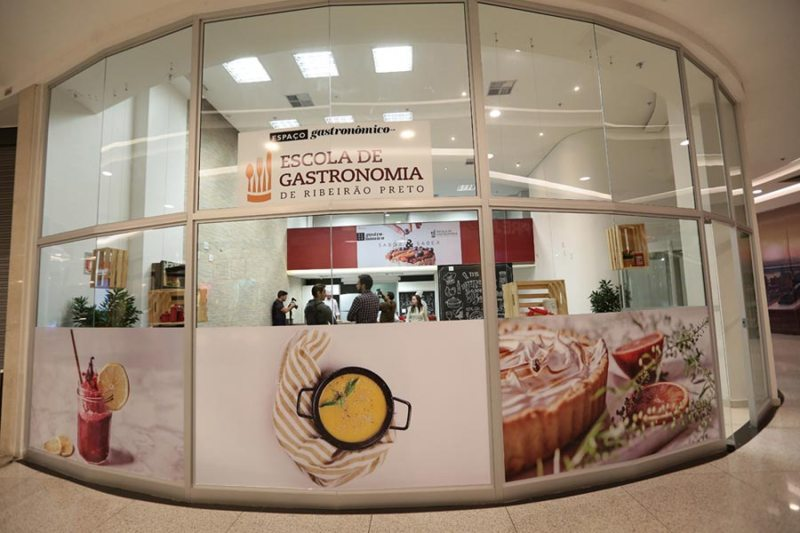 Shopping Santa Úrsula inaugura Espaço Gastronômico EGRP