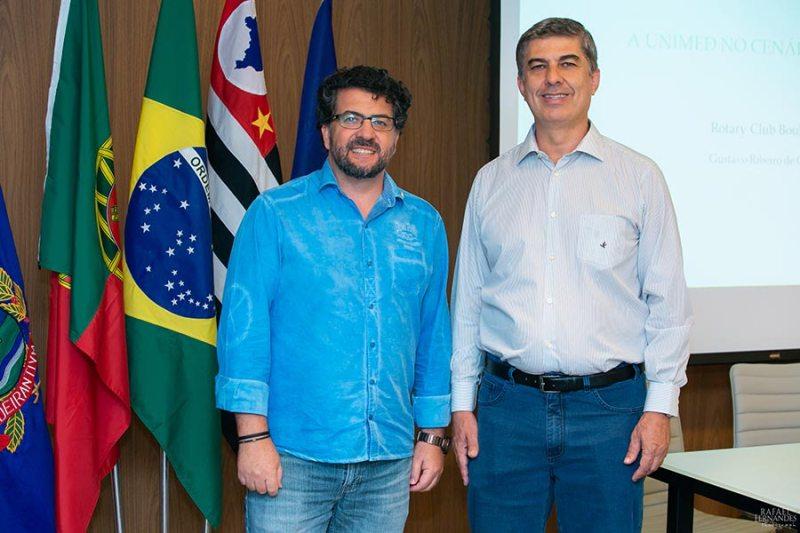 Presidente da Unimed de Ribeirão Preto realiza palestra