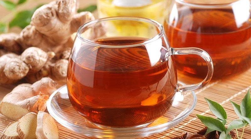 Os chás emagrecedores