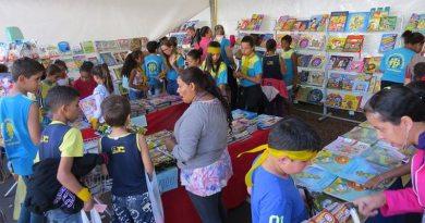 Feira do Livro de Cravinhos acontece de 08 a 12 de maio