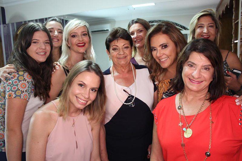 Clientes VIP acompanham lançamento do tratamento Beleza Natural da Fisioforma