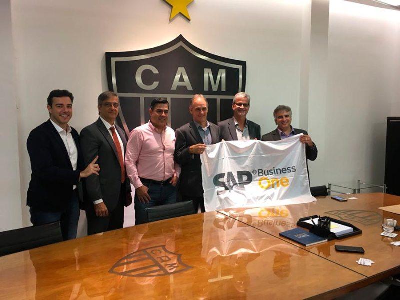 Seidor e Atlético Mineiro firmam parceria para implantação do SAP Business One