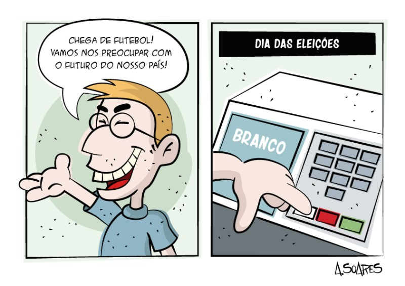 charge pós copa