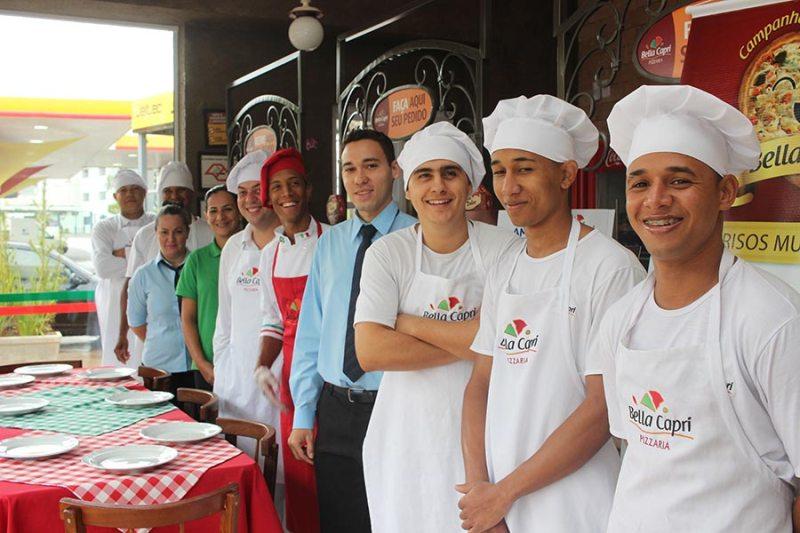 Drive Thru de pizza faz sucesso e inaugura mais uma unidade em Ribeirão Preto