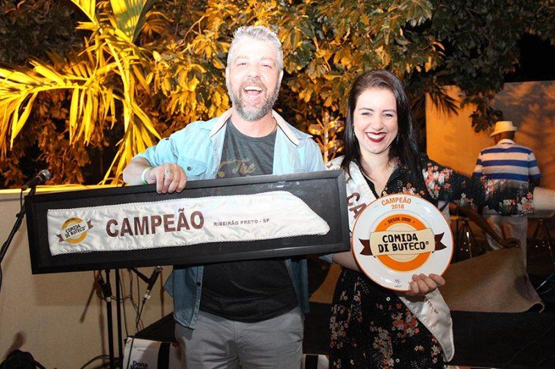 Campeão do Comida di Buteco de Ribeirão Preto se prepara para etapa nacional