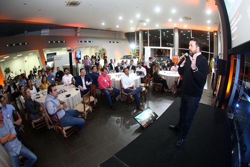 Carlos Ferreirinha aborda gestão do luxo durante encontro do LIDE Ribeirão Preto