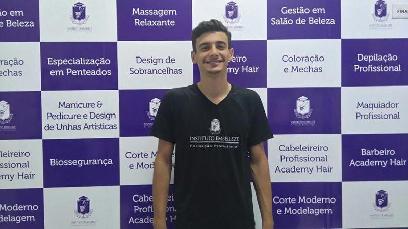 """Instituto Embelleze realiza workshop """"Universo da Barba"""" em Ribeirão"""