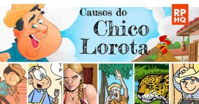 Um caipira nos quadrinhos: Chico Lorota vira coletânea