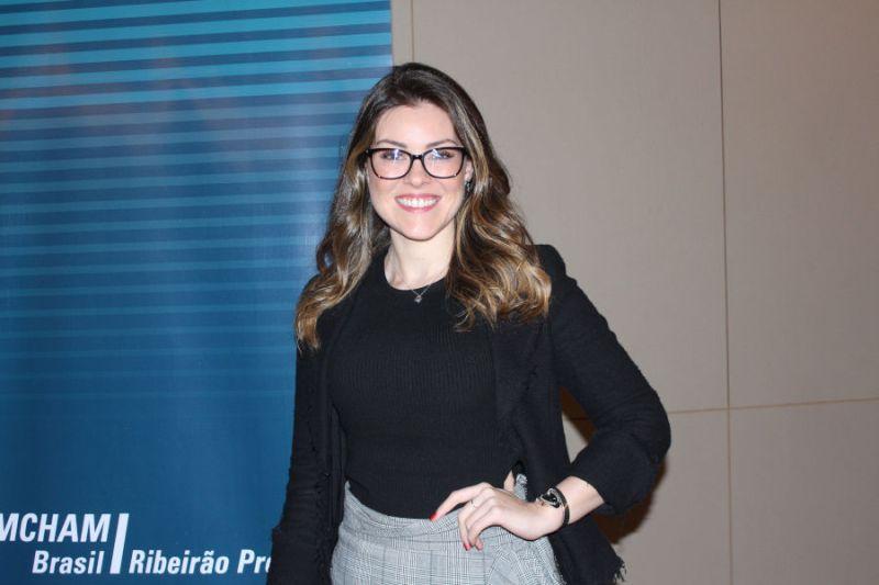 """Fórum de Mulheres da Amcham contou com a presença de vencedora do reality """"O Aprendiz"""""""