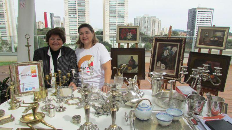 Objetos com toque retrô são os destaques da Feira Vintage no RibeirãoShopping