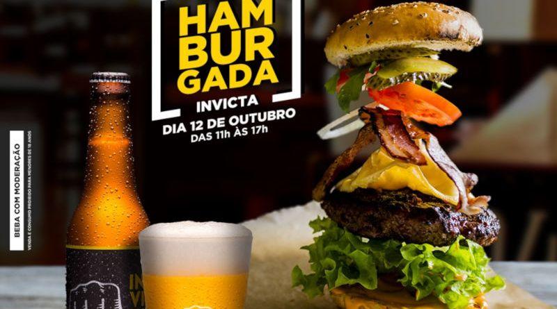 Invicta realiza mais uma edição da Hamburgada no feriado de 12 de outubro