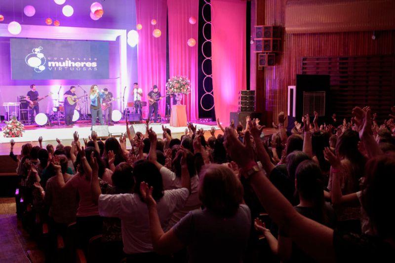 Congresso Mulheres Virtuosas acontece em Ribeirão Preto