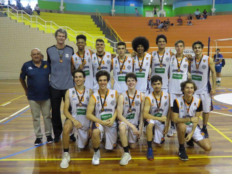 Equipe de Campinas foi a 3ª colocada