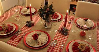 Decoração de Natal: 40 dicas para mesa da Ceia