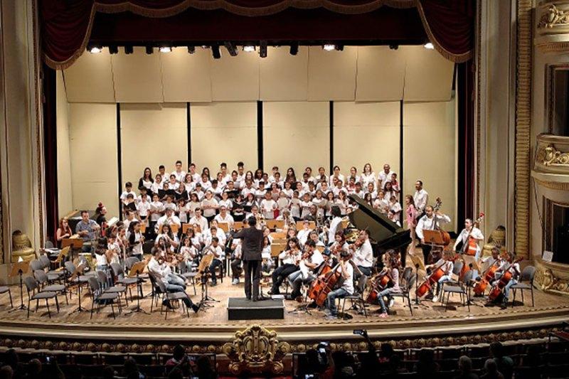 Orquestra Sinfônica de Ribeirão Preto está com inscrições abertas para coral infanto-juvenil