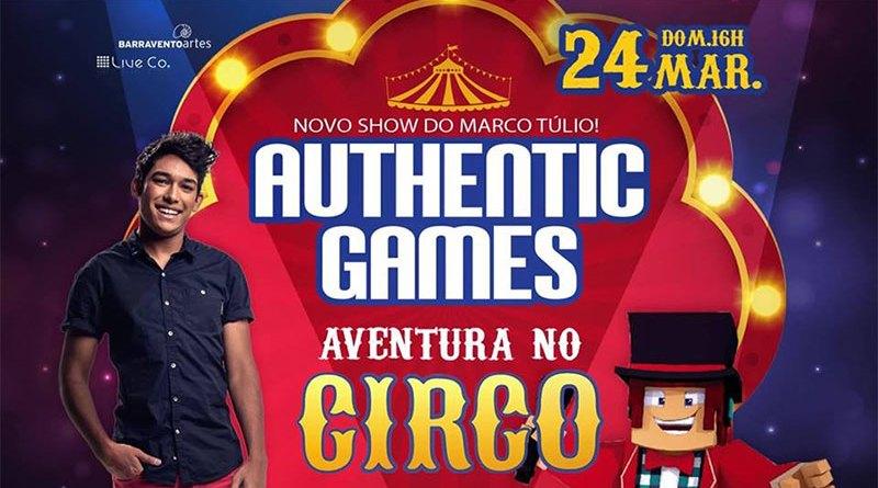 O sucesso do Authentic Games chega em Ribeirão Preto