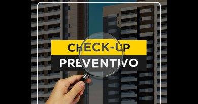 Seu condomínio já fez um check-up?