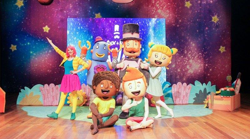 Show do Bita é diversão garantida para toda a família