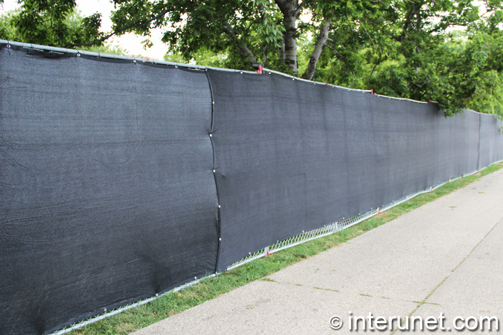 Chain Link Fence Privacy Screens Walmart