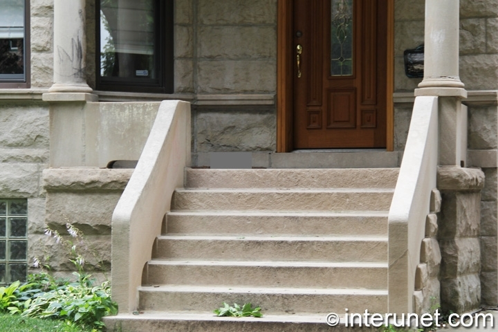 Porch Ideas Designs Styles Interunet | House Design With Stairs In Front | Village | Front Yard Stair | Unique | Elevated | Wood