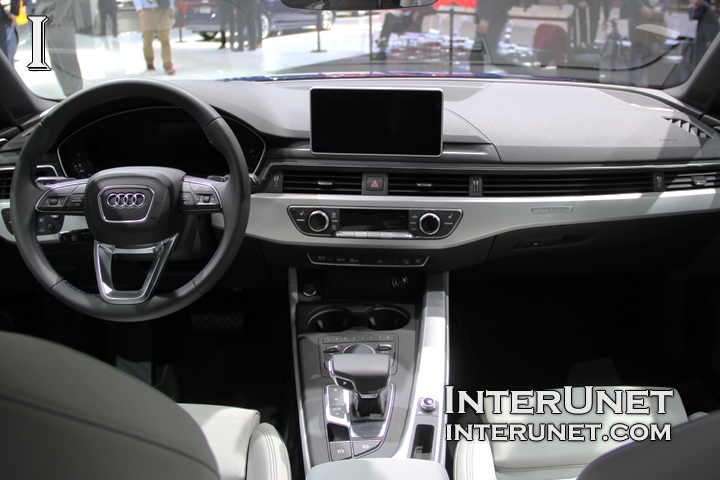 2017 Audi A4 Allroad Quattro Interunet