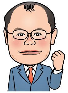 似顔絵:税理士紹介業の営業