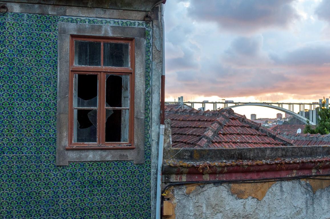 Porto sunrise