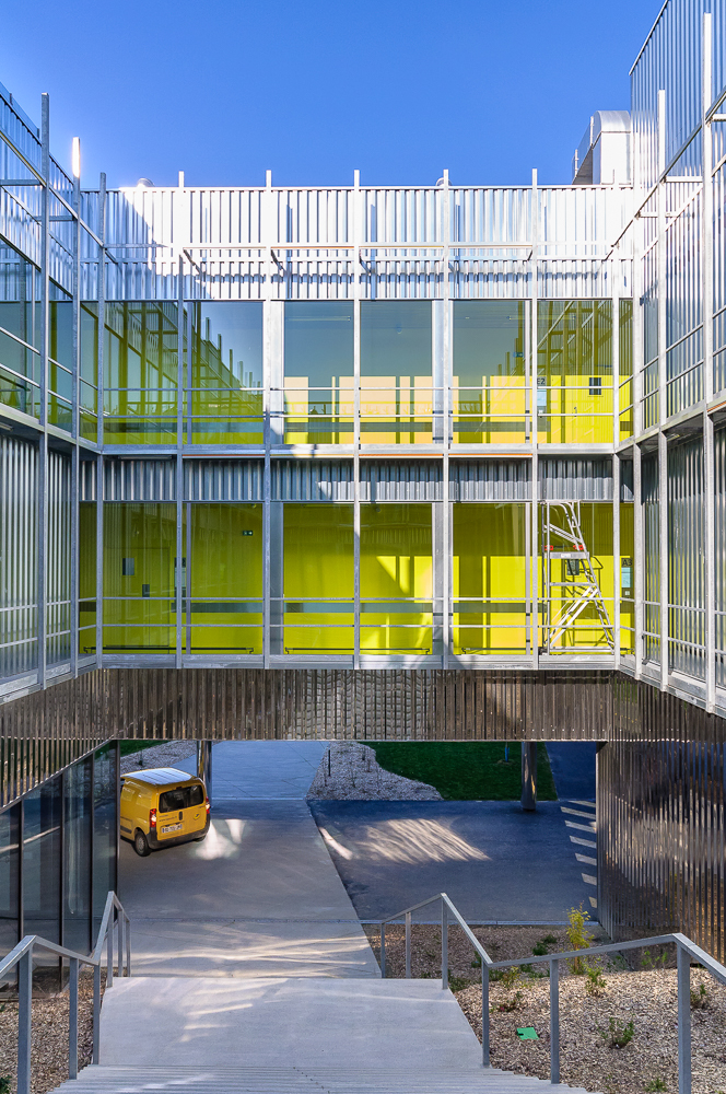 BIOPOLE, Rennes Métropole, Périphériques Architectes.