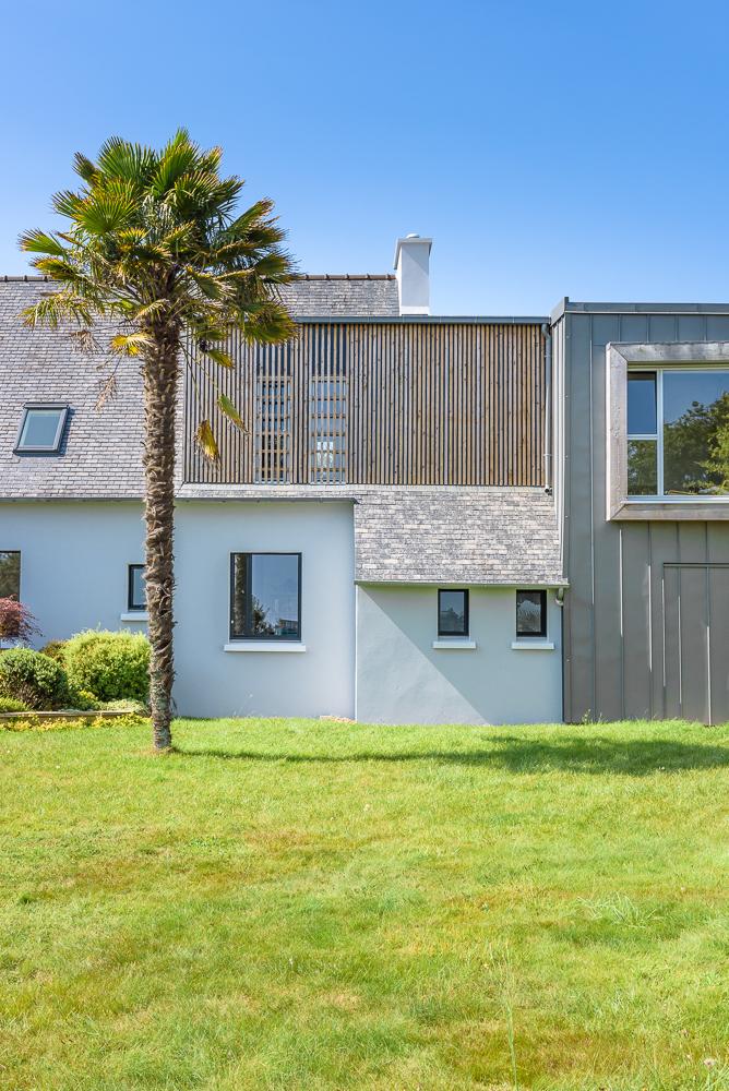 LAB, maison individuelle, extension