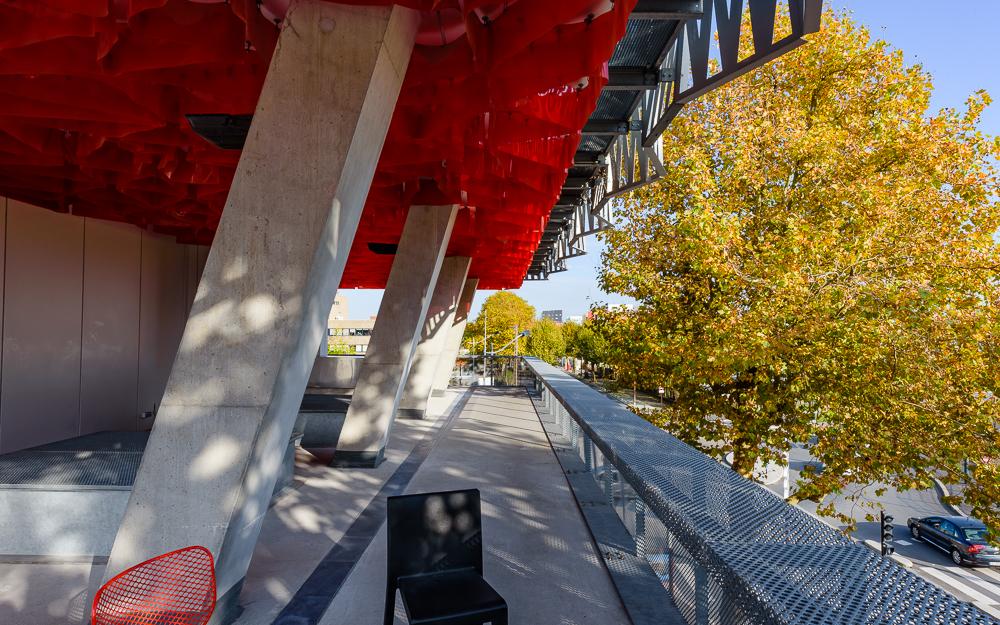 photographe d'architecture ©INTERVALphoto : Tétrac, La Frabrique, Nantes.