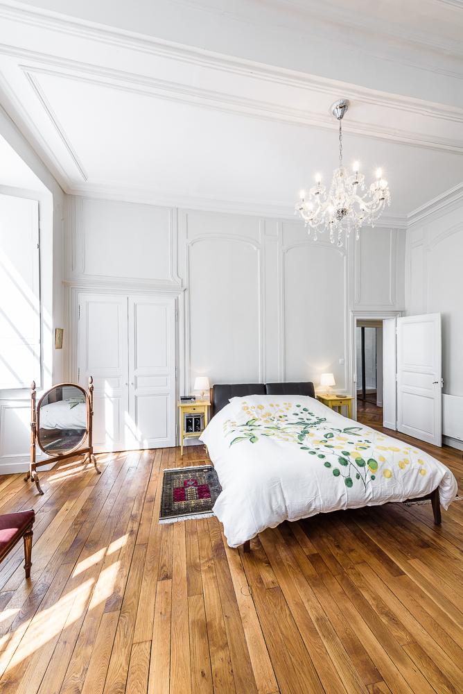 photographe d'industrie ©INTERVALphoto : Couasnon Launay architectes, appartement, rue Coetquen, Rennes, 35