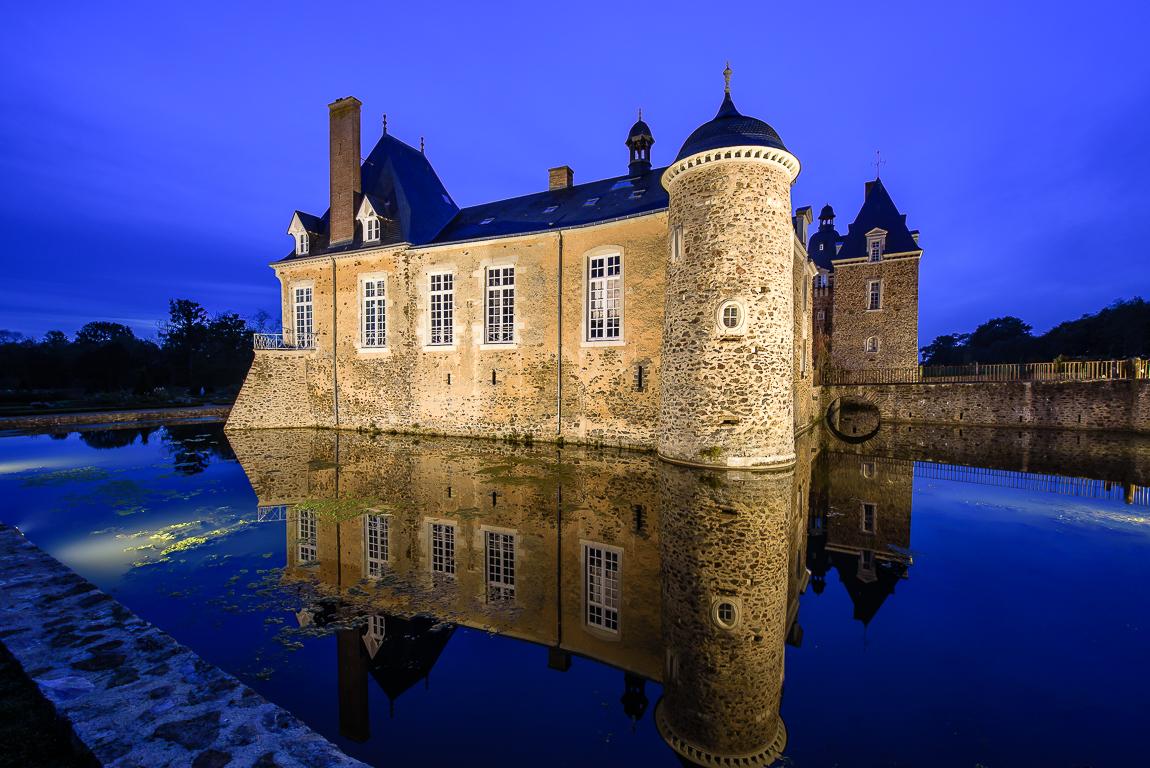 Protégé: Download : THORN, ZUMTOBEL LUMIERE, Château des Arcis, Meslay-du-Maine (53)
