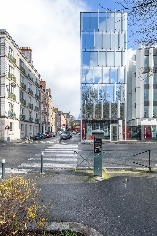 Bourdet-Rivasseau, Lamotte Architectes, Rennes-2