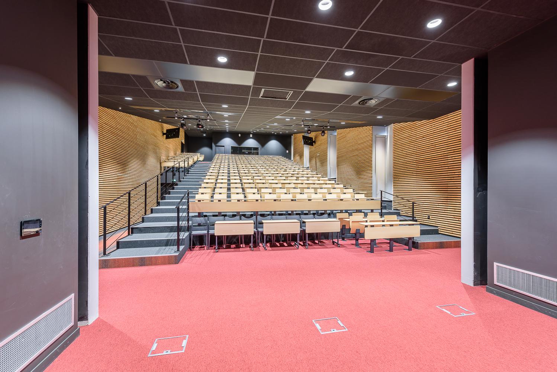 Protégé: Download : Lefort Claire architecte, amphithéâtre lycée J. d'Arc, Rennes (35)