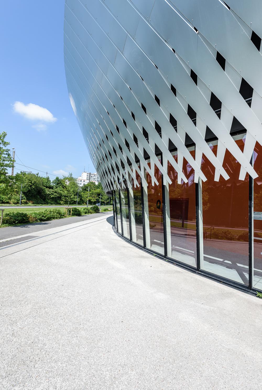 Hérault Arnod Architectes, Arena, Brest (29) *DEAMBULATIONS*
