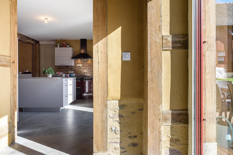 Atelier ALP, Maison individuelle (terre), Pacé (35)