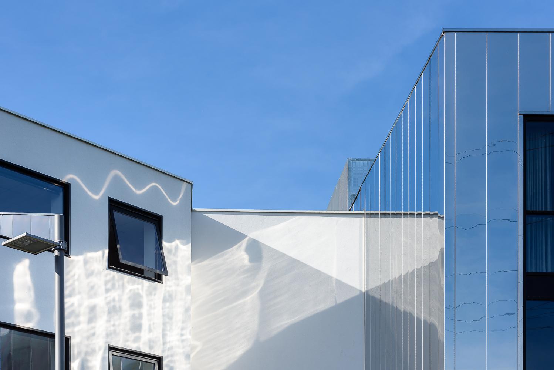PAUMIER Architectes, réhabilitation bureaux, Rennes.