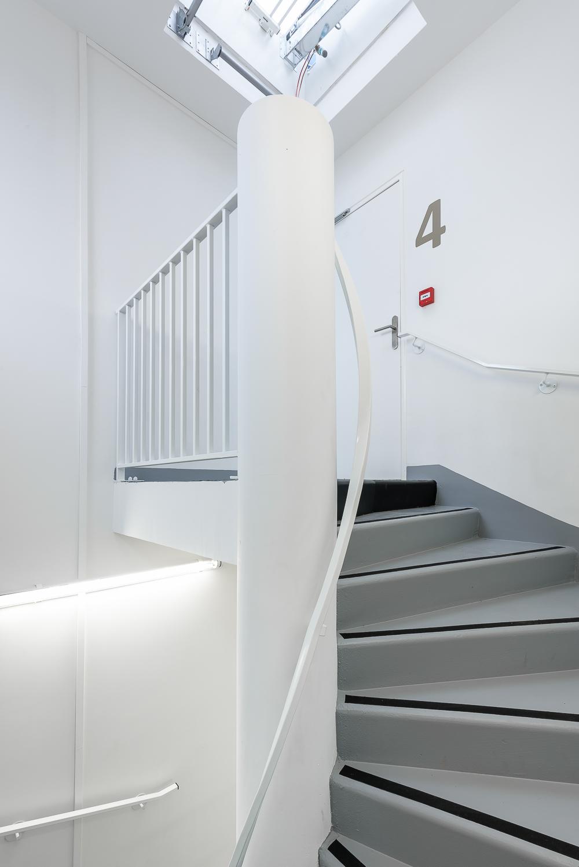 photographe d'architecture ©INTERVALphoto : Atelier L2, logements collectifs,ZAC les Champs Bleus, Vezin le Coquet (35)