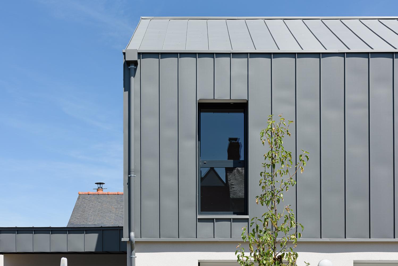 O2 concept Architecture, maisons individuelles, Rennes (35)