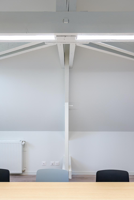 photographe d'architecture ©INTERVALphoto : Couasnon-Launay Architectes, Agence, Betton(35)