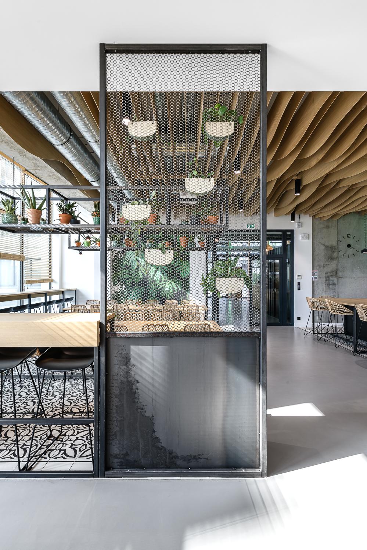 MAYA Architecture, So Green, plateau open space, coworking, cantine de bureaux, ile de Nantes, Nantes(44)