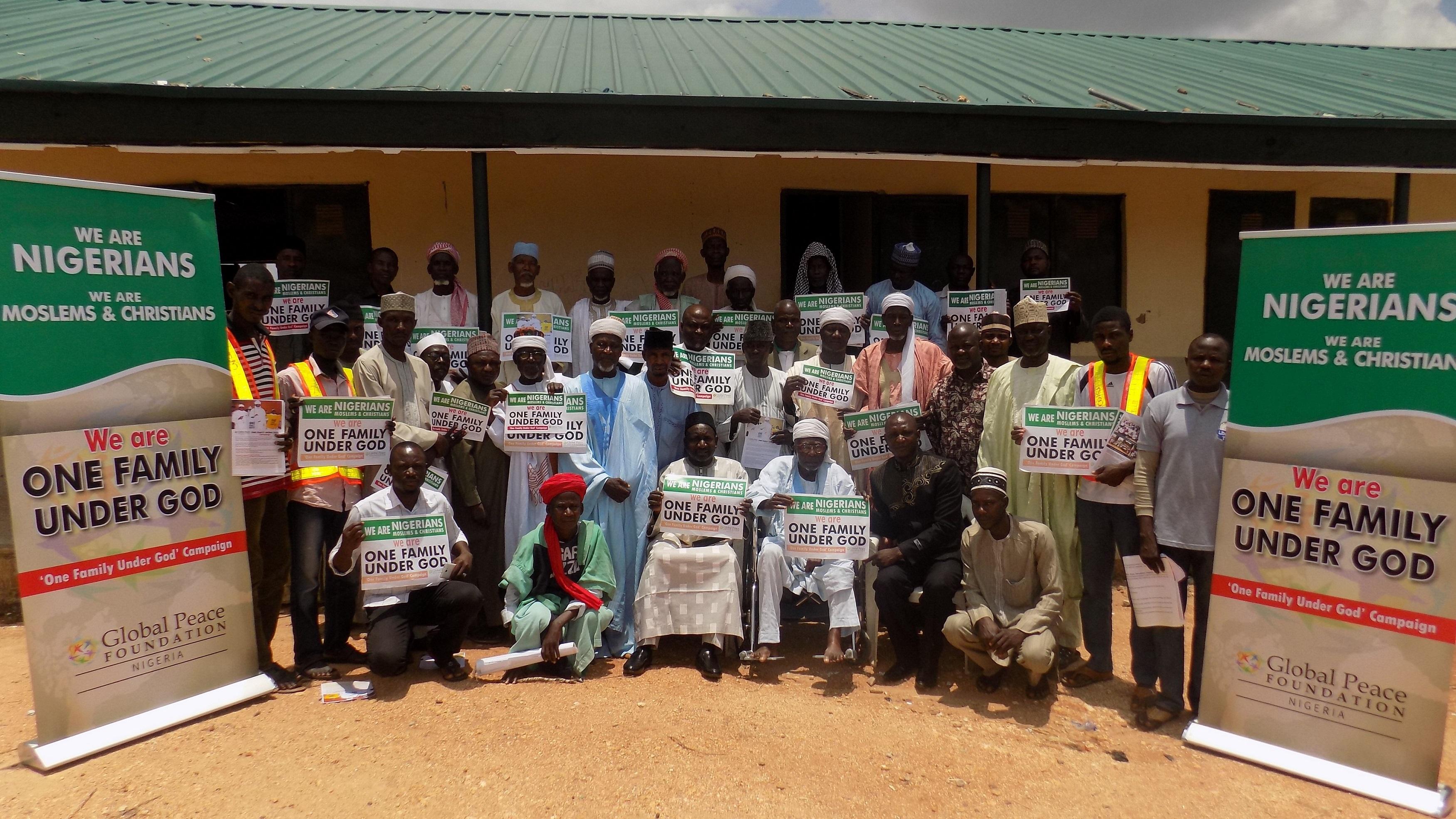 Nigerian Cross Society Or First Kaduna State