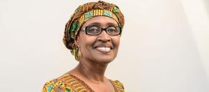 Byanyima,Exec Dir Oxfam International