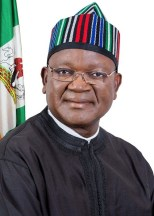 Governor Ortom of Benue State