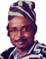Aper Aku, 2nd Republic Gov of Benue State who took an agro-industrial route to development