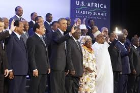 How Global Primacy Over China Will Tutor Trump on Africa