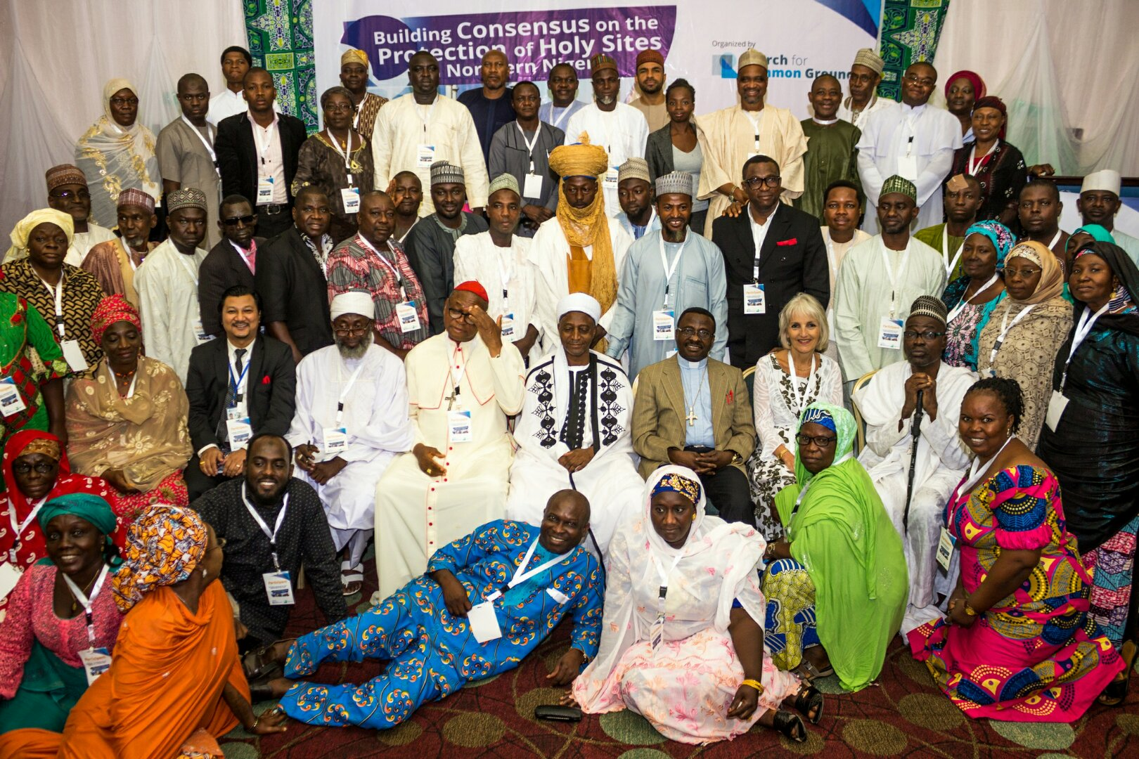 Two Days of Search for Common Grounds Among Nigerian Christians and Muslims