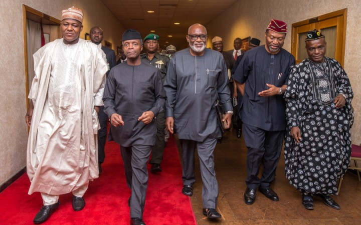 Festus Iyayi, Nigeria's Power Elite and the Post-Osinbajo Consultations
